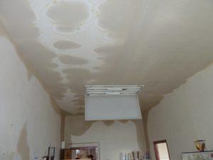 vysoušení podlah a stropů 1