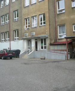 Sanace nemocnice Bohumín