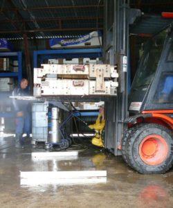 Sanace továrny
