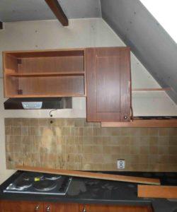 Poškozený byt